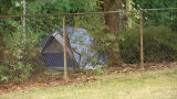 City sweeps homeless camps from Laurelhurst Park