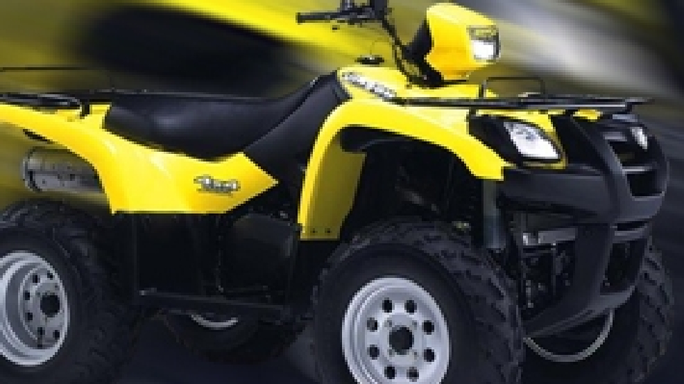 Toy 4 Wheelers For 8 Year Old Boys : Year old boy killed in four wheeler crash wpde