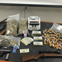 One arrested after big drug bust near Hondo High School