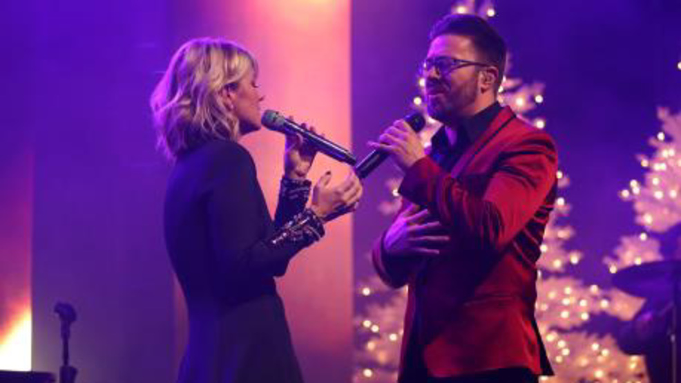 Natalie Grant and Danny Gokey