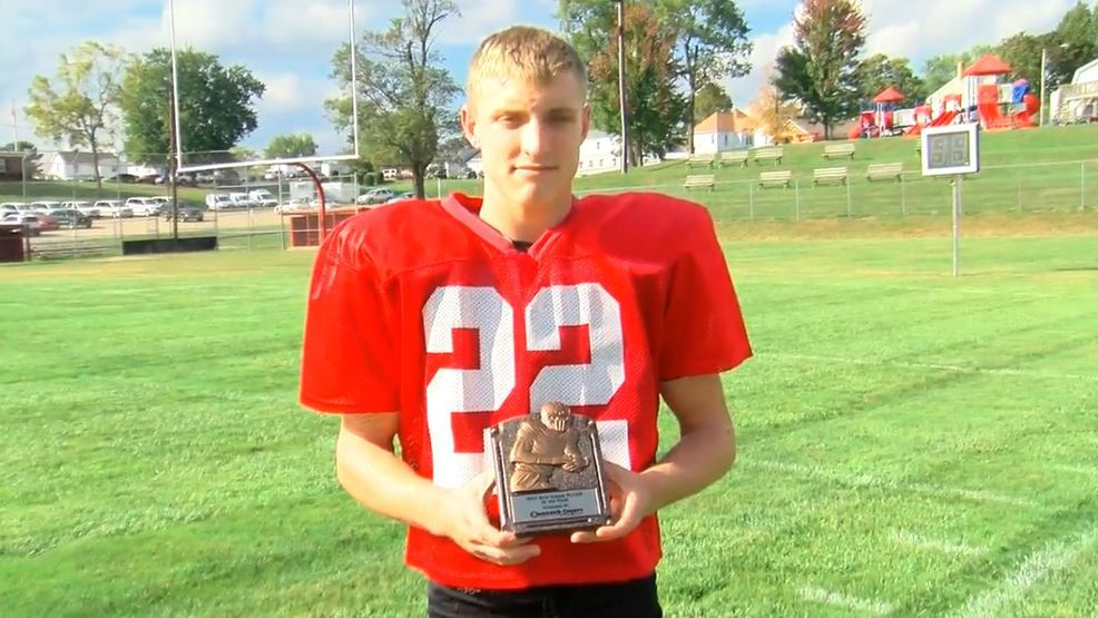 10.11.17 Player of the week: Ryan Lafollette, Monroe Central