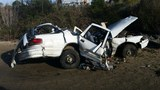 1 dead, 2 injured in high-speed crash north of Coos Bay