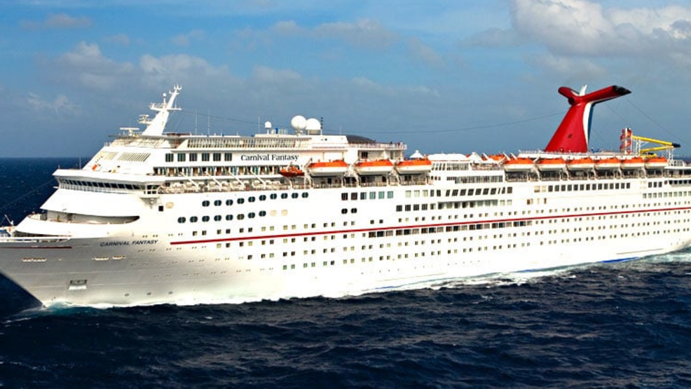 carnival cruise ship to continue docking in mobile wear