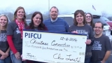 P1FCU giving back to the community through Christmas Connection