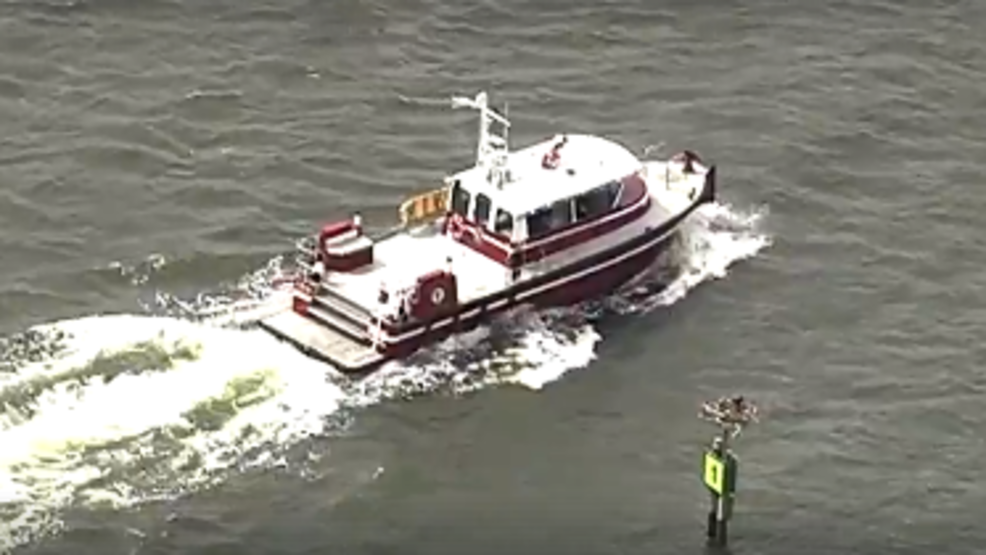 Coast Guard searching for man who went