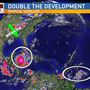 High chance for tropical development in Gulf of Mexico