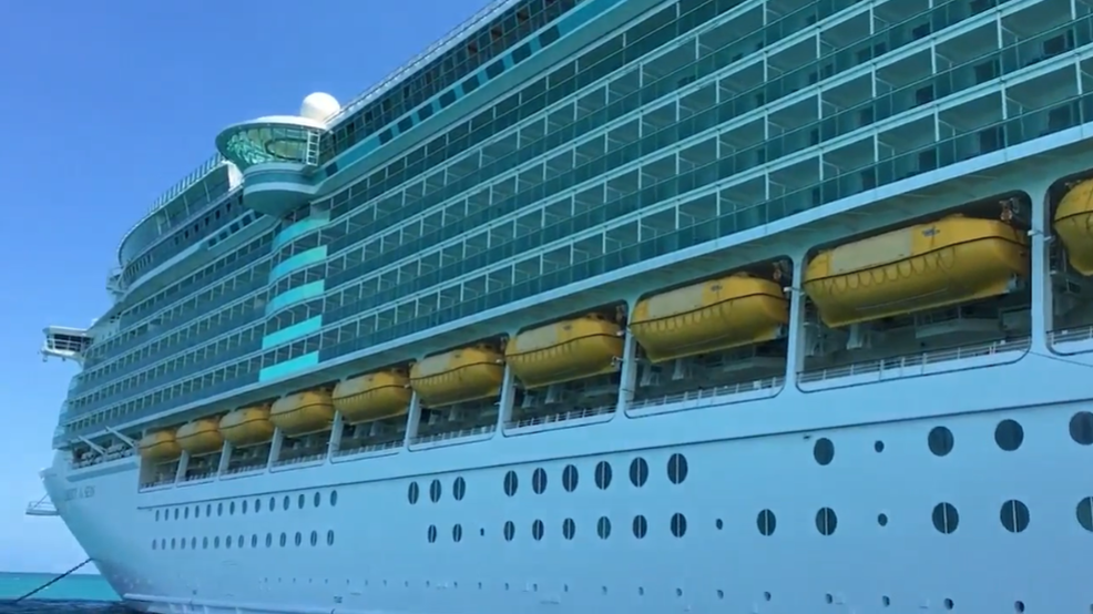 Over Passengers Fall Sick On Royal Caribbean Cruise WSET - Carribean cruise line