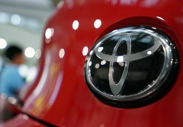 Toyota 2Q profit up 1% on healthy global sales
