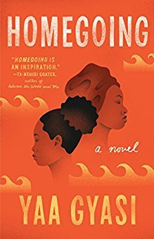<p>Homegoing: A novel by Yaa Gyasi. Every year, The Seattle Public Library selects one book for their Seattle Reads program. This year, Yaa Gyasi's Homegoing is their selection. Homegoing follows the parallel paths of two sisters, born in Ghana in the 18th century. Both are unaware of each other and each lives very different experiences - one marries into comfort while the other becomes enslaved and imprisoned. (Image: Amazon){&amp;nbsp;}</p>