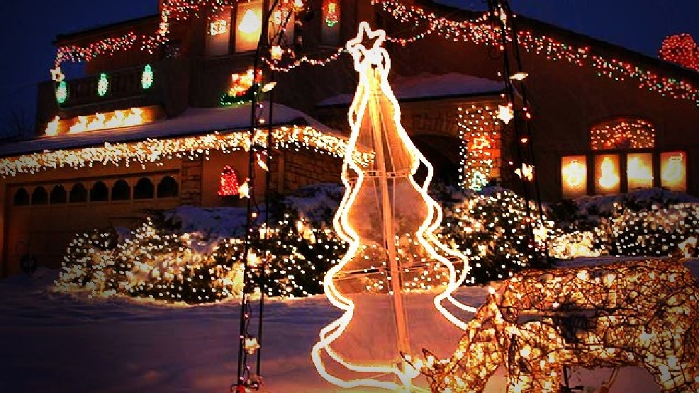 contest we want to broadcast at your christmas light display