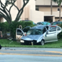 Police: Boca Raton crash may be connected to auto burglaries