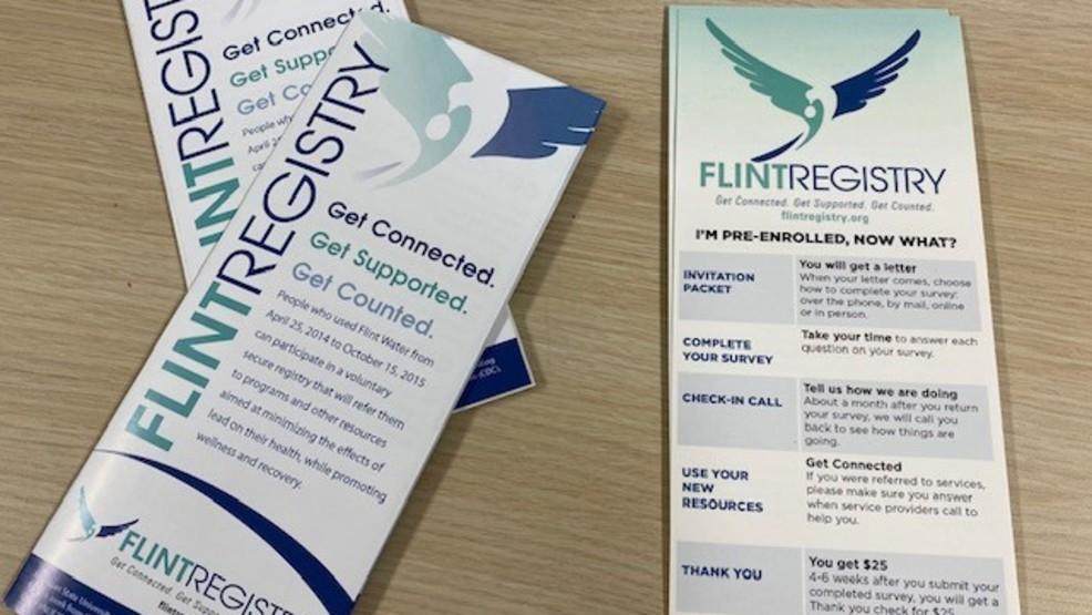 Flint Registry giving 'Thank You' checks to residents who enroll - nbc25news.com