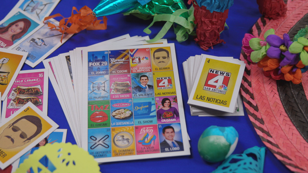 ENTER TO WIN: Loteria with us!