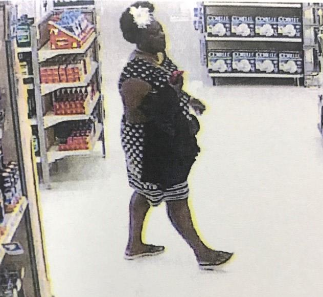The Saginaw Township Police Department needs your help in identifying a person of interest. (Photo Credit: Saginaw Township Police Department)