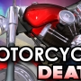 One dead, one injured after car crashes into motorcycle
