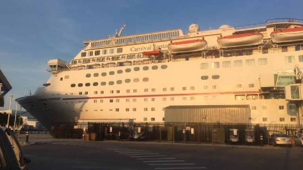 Mobile Carnival Fantasy Cruise Ship Receives Clearance To Sail WEAR - Fantasy cruise ship pictures