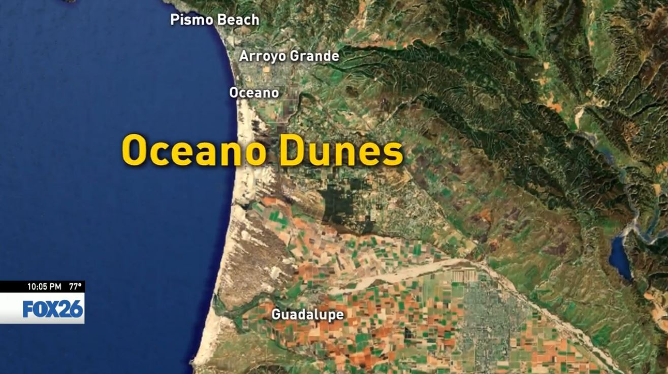 The California Department of Parks and Recreation held a public works hearing in Downtown Fresno to discuss the future of Oceano Dunes near Pismo Beach.