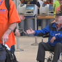 A hero's welcome for veterans on Honor Flight  Rochester