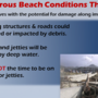 'Just stay away': Forecasters issue warnings about dangerous beach conditions