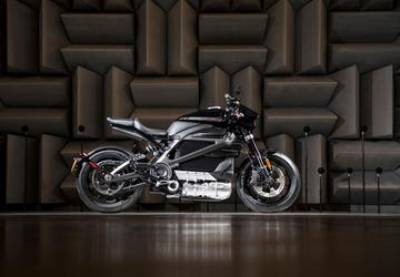 Harley-Davidson LiveWire electric motorcycle starts just under $30K