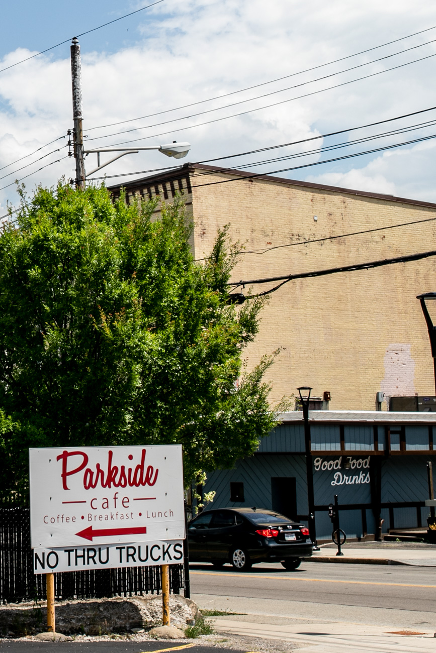 Parkside Cafe is a Walnut Hills diner that serves breakfast and lunch. It's open daily from 8 a.m. to 3 p.m. ADDRESS: 1026 E McMillan Street (45206) / Image: Amy Elisabeth Spasoff // Published: 6.24.18