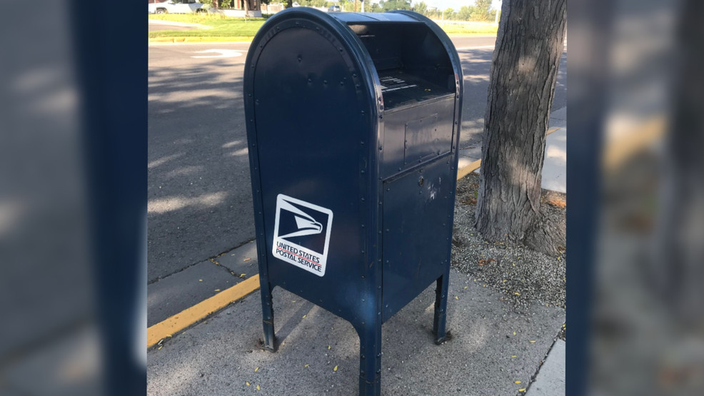 Dozens of Montana USPS drop boxes removed