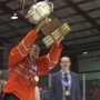Highlights: Rhinos win national title on Pintusov's game-winner