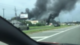Video: Two-alarm fire at Pensacola mattress store