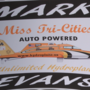 Tri-Cities based hydroplane coming soon: the Miss Tri-Cities