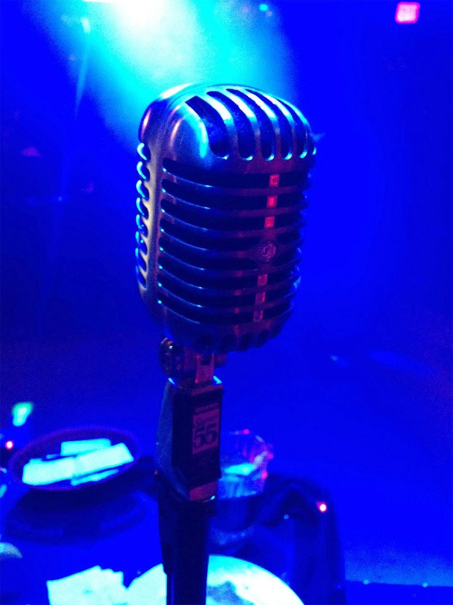 Tarasco plays host for some serious weekend karaoke action, fully equipped with a smoke machine and dramatic lighting for your performance needs. (Image: Courtesy of Tarasco)