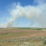 Fire crews battling wildland fire outside of Umatilla