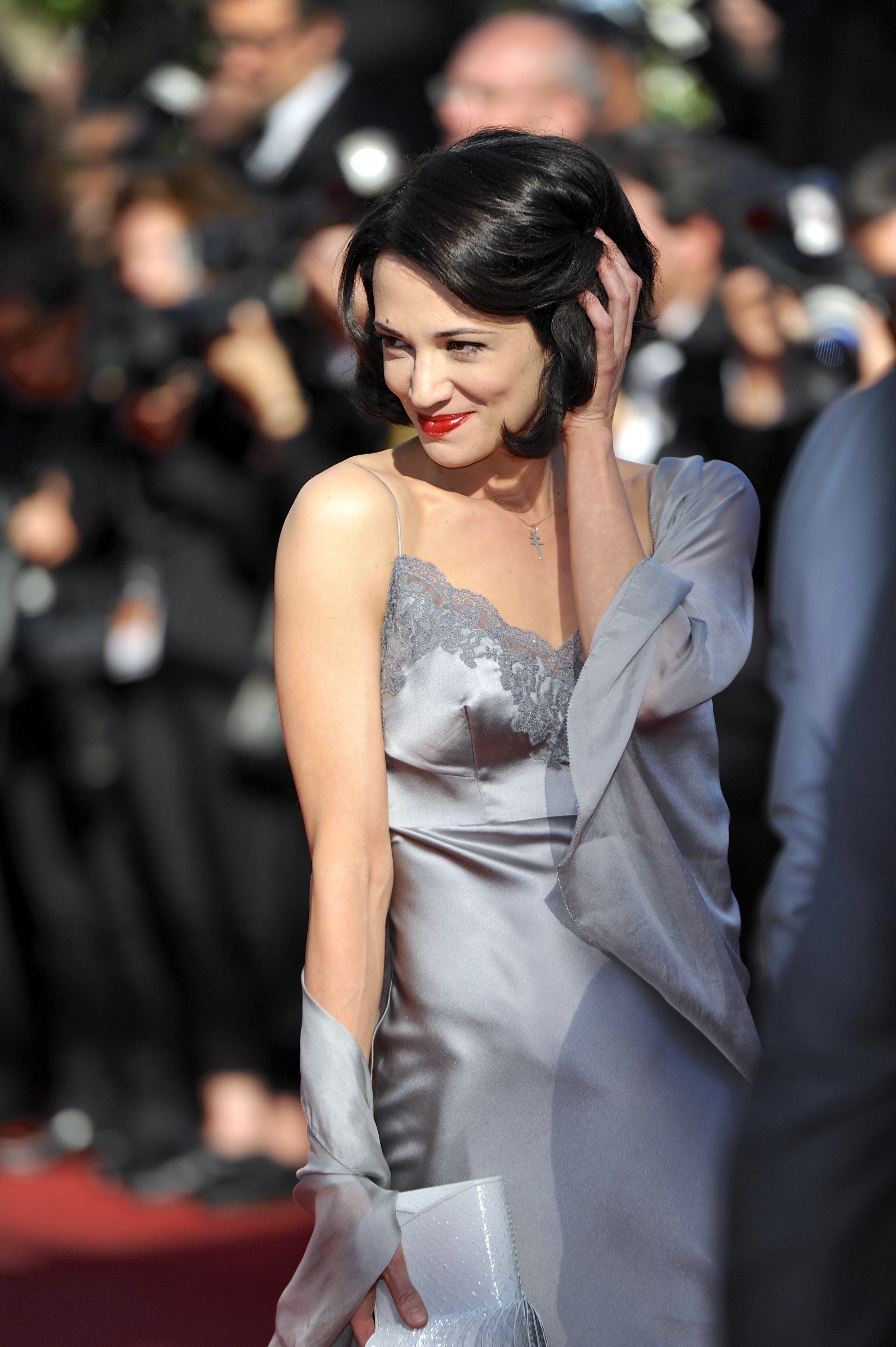 Asia Argento at the 66th Cannes Film Festival - 'Zulu' - Premiere. When: 26 May 2013 Credit: News Pictures/WENN.com