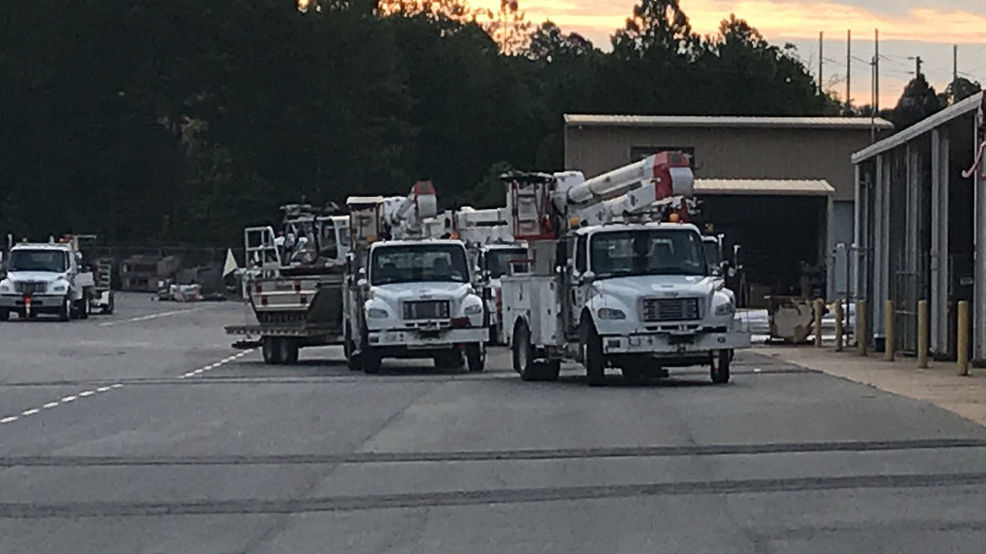 Georgia Power crews deploy to coast