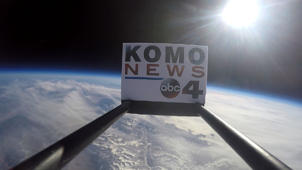 Watch: A cosmic 22-mile weather balloon journey to the edge of space