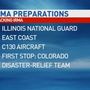 The Illinois National Guard prepares for Hurricane Irma