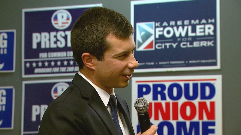 2015 South Bend, Indiana mayoral election