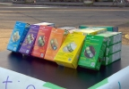 Girl Scout sells cookies outside marijuana dispensary - 03.jpg
