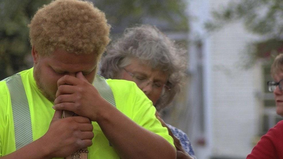 Organization prays for violence to stop in Cape Girardeau (Source Mike Mohundro KFVS).jpg