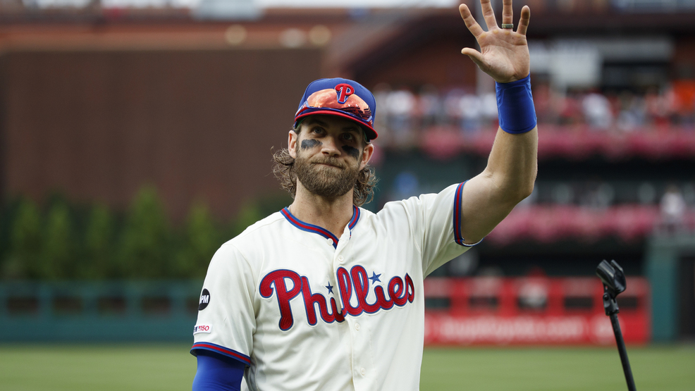 Today is Bryce Harper's birthday. (That's it, that's the whole story.)