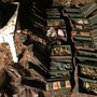 Stolen explosives, ammunition found buried in Georgia