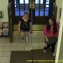 Authorities looking for two theft suspects
