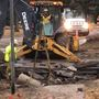Part of Burke Street shut down for two weeks to repair water main