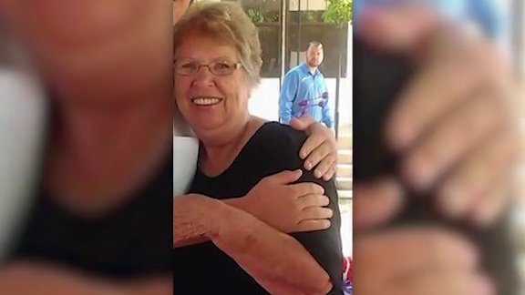 Lula White, 71, was killed Sunday in Sutherland Springs. She was the grandmother-in-law of suspected shooter. Friends say she frequently volunteered at church. (Photo via CNN){&amp;nbsp;}<p></p>