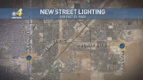 Pebble Hills lighting project will cause lane closures