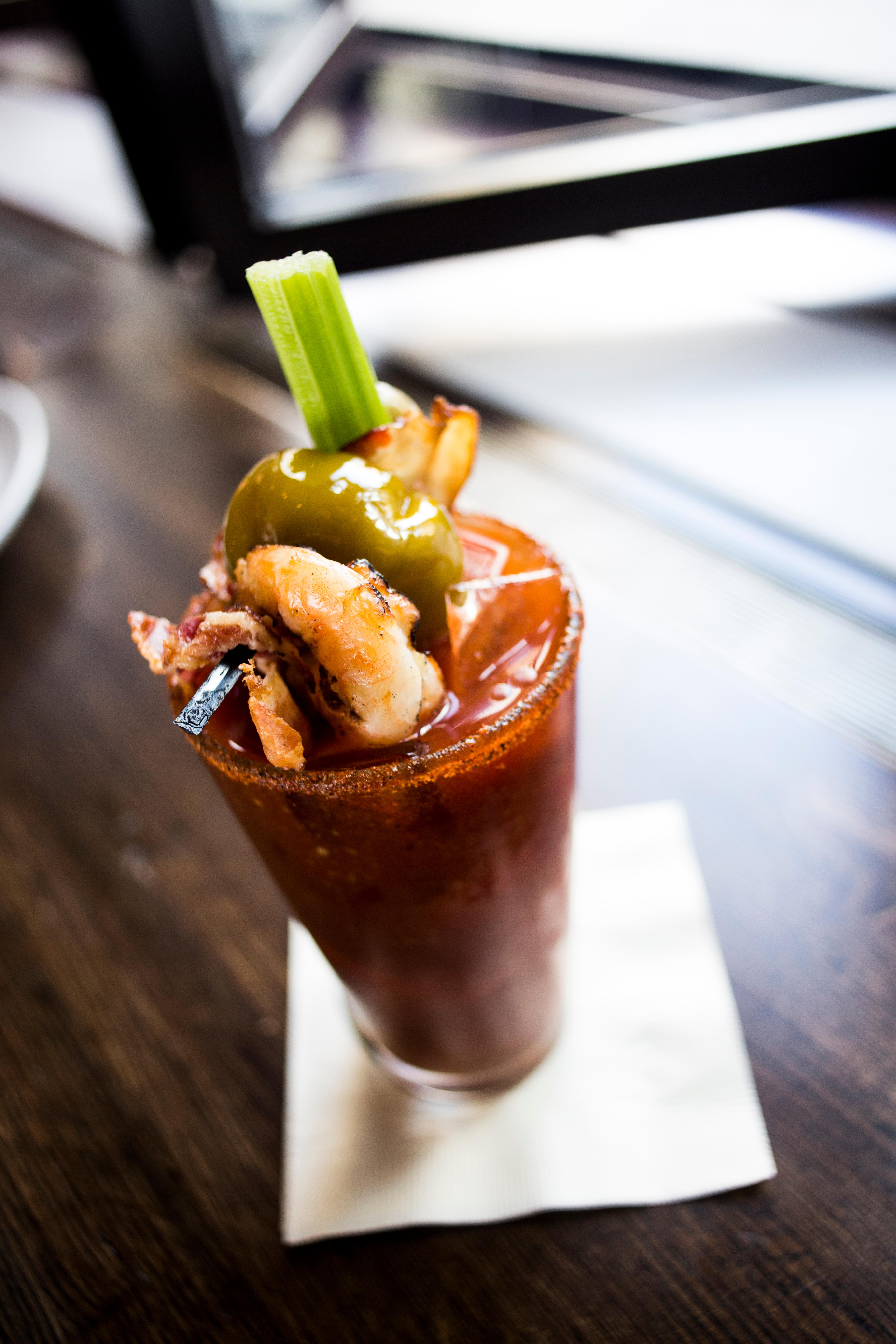 Bloody Mary (City Tap Penn Quarter)