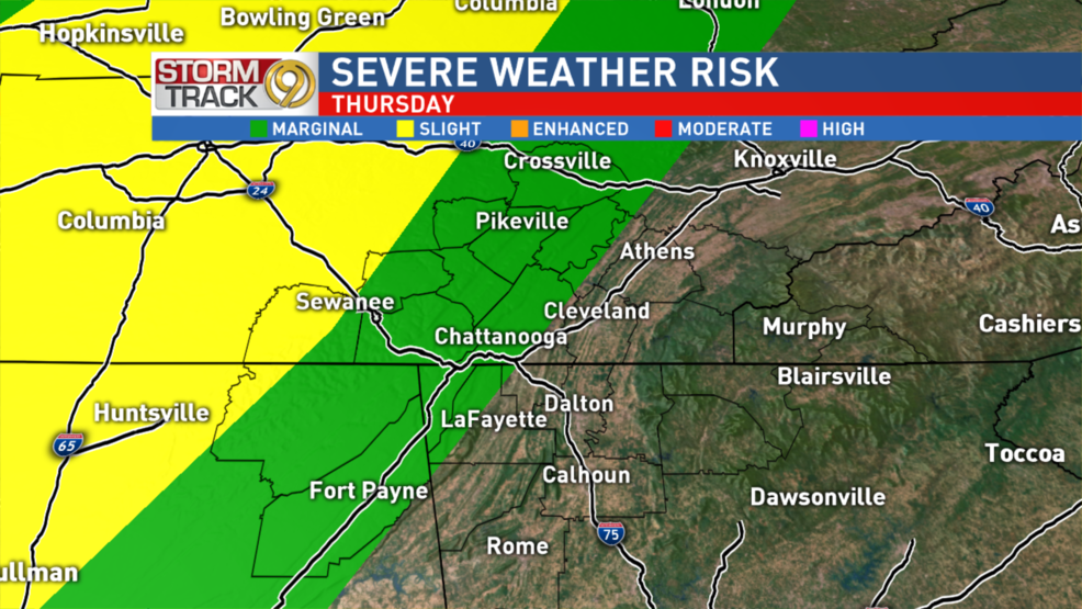 Rhea Fire Map.Stay Weather Aware For Storms Possible Thursday Night Wtvc