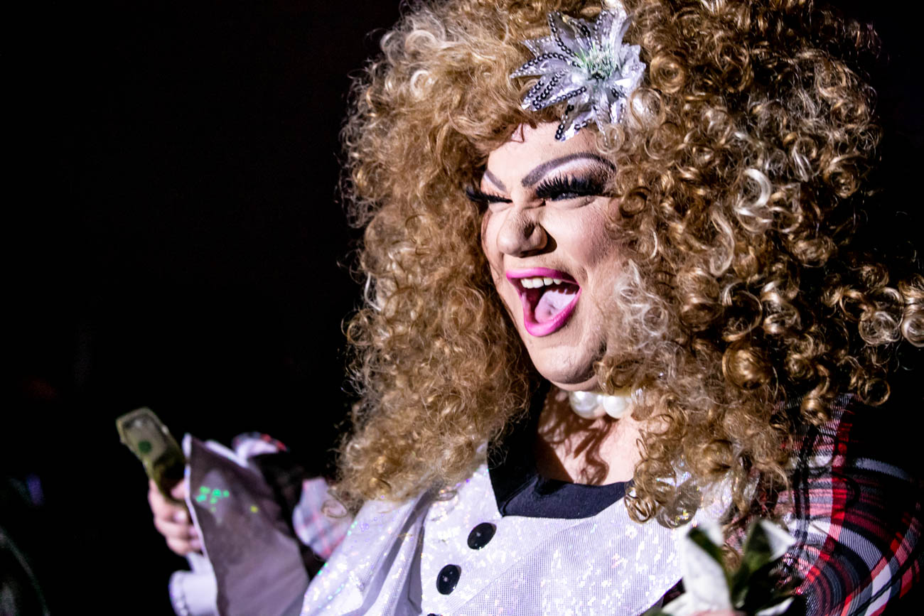 Performer: Molly Mormen / The Cabaret Drag Show is every Saturday evening from 11:30 p.m. to 1 a.m. at Below Zero Lounge. ADDRESS: 1120 Walnut Street (45202) / Image: Amy Elisabeth Spasoff // Published: 6.19.18