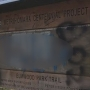 Mother spots politically-charged graffiti at Elmwood Park