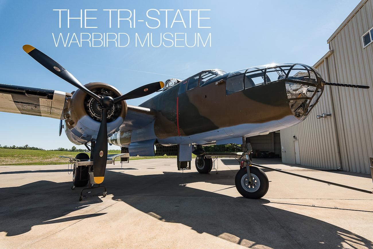 PLACE: Tri-State Warbird Museum / DESCRIPTION: a museum filled with working WWII-era planes and cars / ADDRESS: 4021 Borman Dr (45103) / ADMISSION: FREE for WWII vets and vets in uniform, $12 adults, $7 students and vets not in uniform / Image: Phil Armstrong // Published: 11.29.17