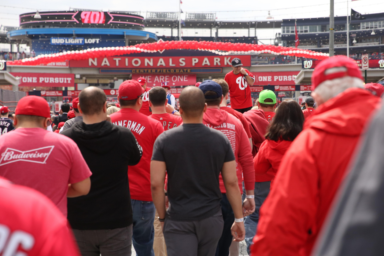 Nationals Park (Amanda Andrade-Rhoades/DC Refined)